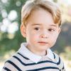 Pénteki cukiság – Fotókon a három éves György herceg