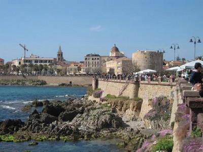 Alghero város
