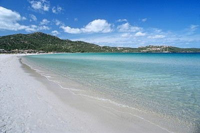 Costa Smeralda tenger