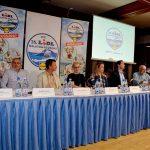 Magyar bajnokokkal jelentették be a 35. Lidl Balaton-átúszást