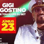 Gigi D'Agostino, ATB, Rapülők – A Mi Velencénk fesztiválon