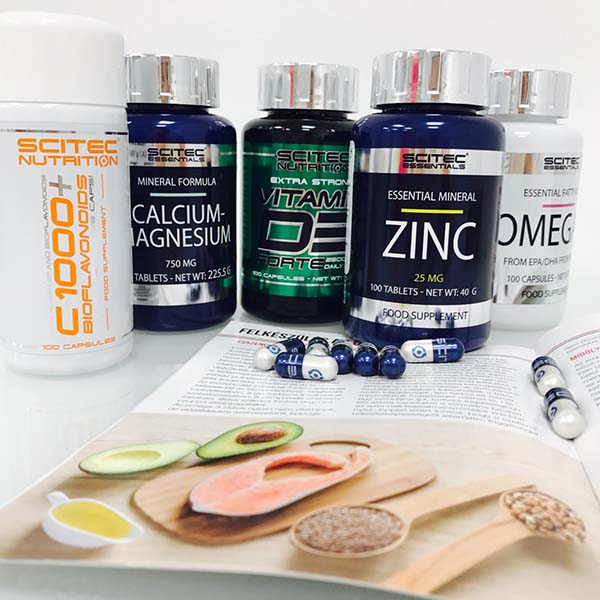 scitec vitaminpótlás