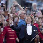 Idén is közvetítik André Rieu nyári koncertjét a magyar mozikban