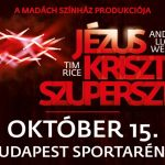 Jézus Krisztus Szupersztár az Arénában