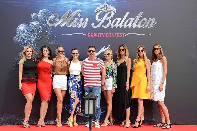 Miss Balaton zsűri