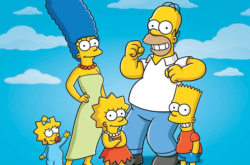 Pappa Pia Csupó Gábor Simpsons család