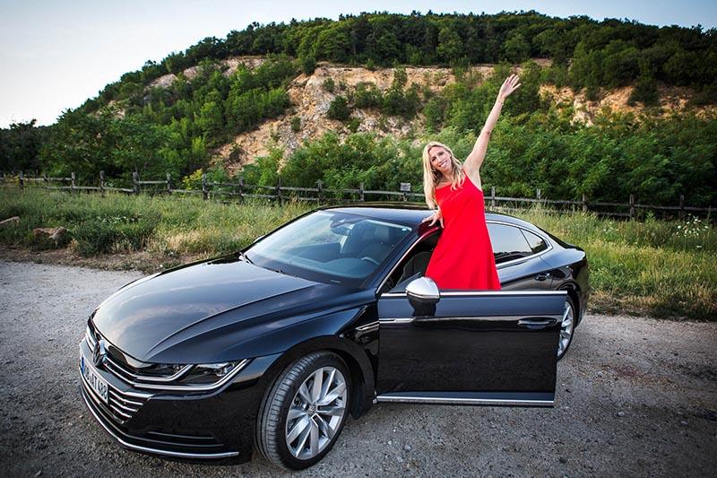 VW Arteon Cakó Kinga