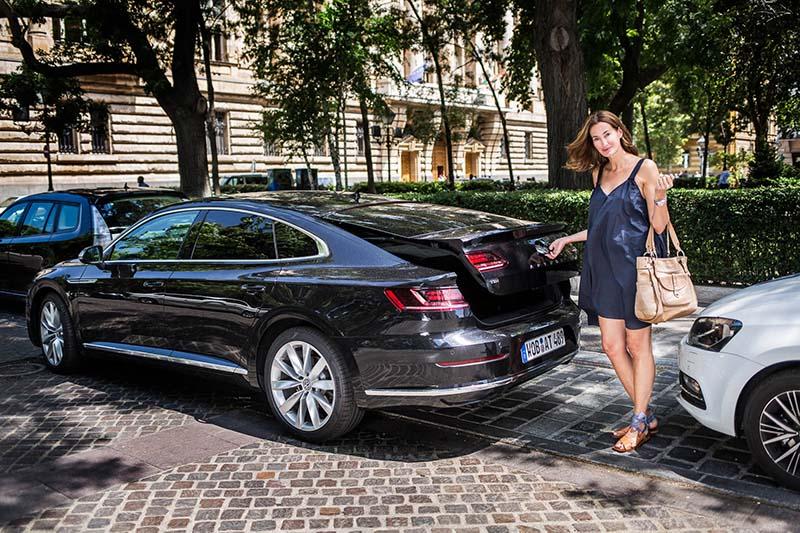 VW Arteon Epres Panni