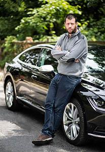 VW Arteon Puzsér