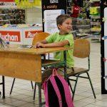 Az iskolakezdési bevásárlásban a gyerekek döntenek