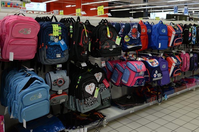 Auchan iskolakezdési
