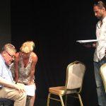 Christian Gundlach: Batang felé… – Ketten egyedül – tragikomédia két részben