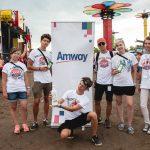 600 önkéntes Helper segítette a Sziget lakóit