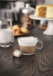 Barista Cappuccino Nespresso