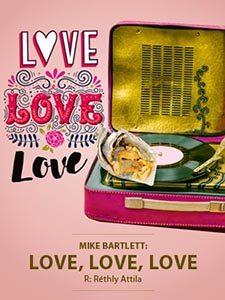 Orlai Love Love Love flyer