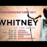Whitney – Queen of the Night koncert Whitney Houston dalaival