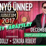 Rock and roll történelmi pillanat, legendák Fenyő Miklós jubileumi koncertjén