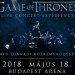 Trónok Harca Live Koncert Budapesten Ramin Djawadival