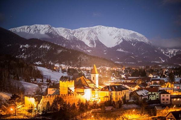 Alsó-Ausztria Advent 4