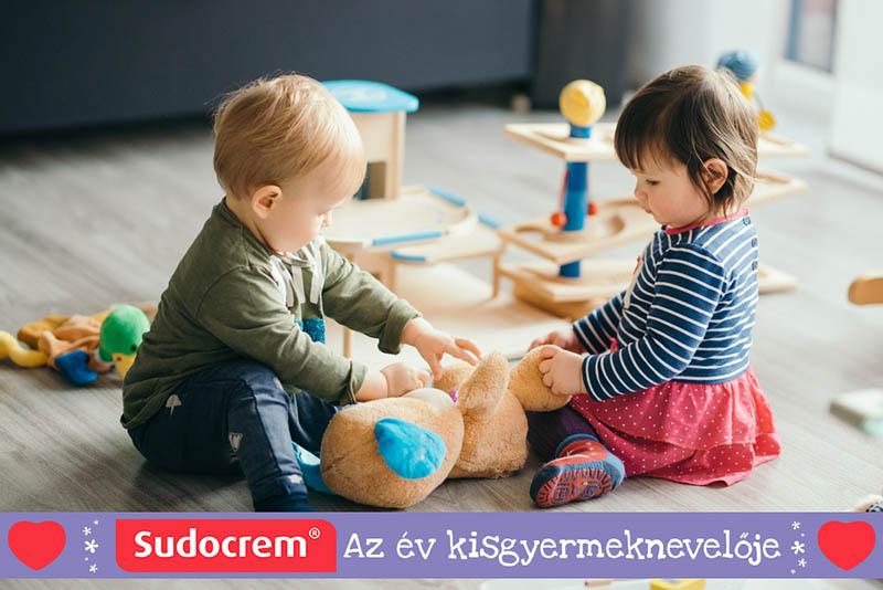 Sudocrem kisgyermeknevelő 1