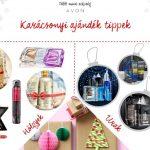 Karácsonyi AVON ajándék tippek