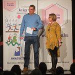 Huszonötezredik látogatóját köszöntötte a budapesti Hatszín Teátrum