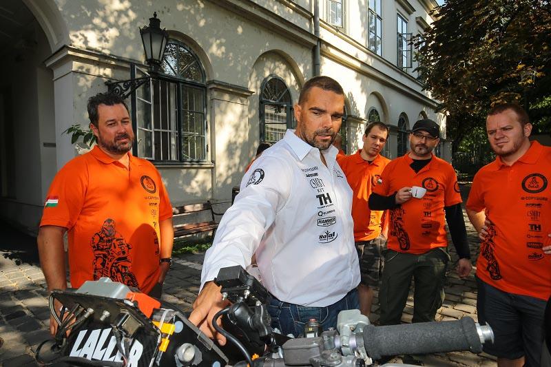 Horváth Lajos Laller év motorversenyzője lead