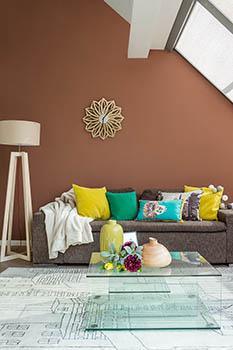 Poli-Farbe dán otthon 1