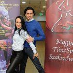 A Váradi Martina-Andrea Silvestri páros újabb magyar bajnok címért lép parkettre