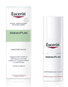 Eucerin DermoPURE Mattító fluid