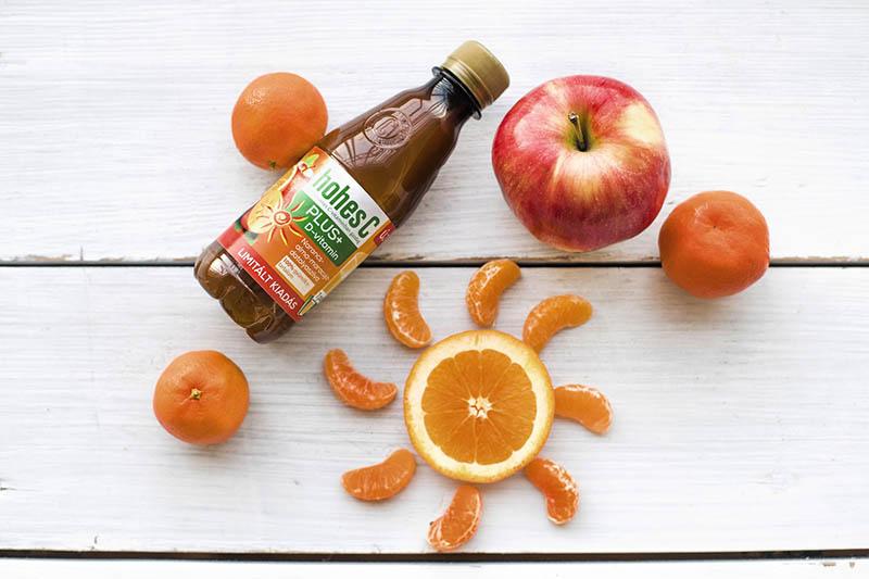 Hohes C plus D-vitamin 1
