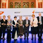 A MOL Mester-M Díjjal jutalmazta a kiemelkedő munkát végző tanárokat és edzőket