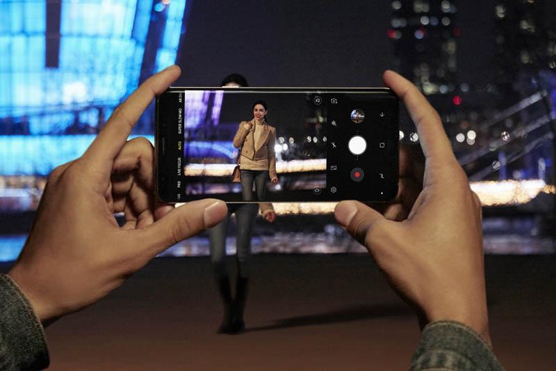 Samsung Galaxy S9 3