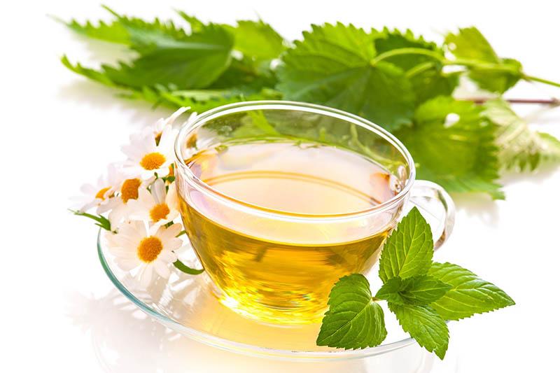 Arcbőr tavasz tea