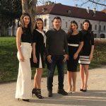 Kovács Áronnal készült a Nemzet Szépe reklámfilmje