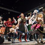 Országos Táncháztalálkozó és Szabó Balázs Bandája koncert az Arénában
